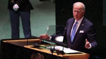 Son dakika! Biden: Yeni bir 'Soğuk Savaş' peşinde değiliz