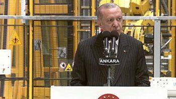 Son dakika! Cumhurbaşkanı Erdoğan: Ülkemizi dünyanın bir numarası haline getireceğiz