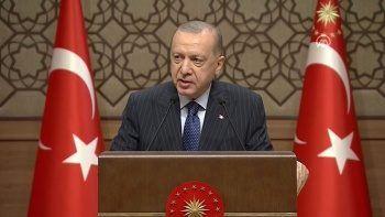 Erdoğan: 2023 Türkiye'nin yeniden şahlanış sembolü