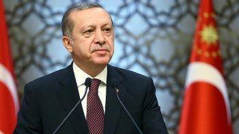 Son dakika: Cumhurbaşkanı Erdoğan: Ekonomide pozitif büyüme devam edecek