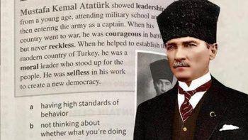 Son dakika! Dışişlerinden Rum yönetiminin Atatürk sansürüne sert tepki