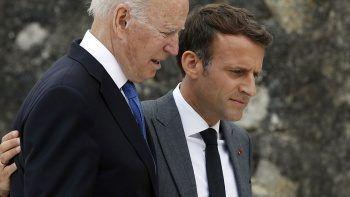 Son dakika: Fransa-ABD krizinde yumuşama sinyali