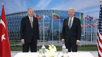 Son dakika haberi: Cumhurbaşkanı Erdoğan, Joe Biden ile G-20'de görüşecek