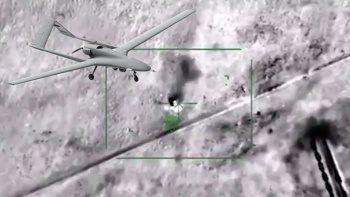 İHA'lar havalandı! 5 terörist öldürüldü