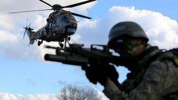 Son dakika! Mehmetçik nefes aldırmadı: 17 PKK'lı terörist öldürüldü