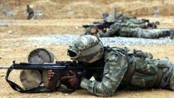 PKK'ya bir darbe daha: 6 terörist öldürüldü