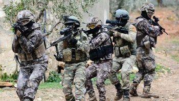 Son dakika! Saldırı girişimine darbe: 6 PKK'lı terörist öldürüldü