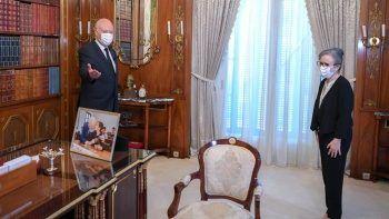 Son dakika! Tunus'un ilk kadın başbakanı Najla Boudin oldu