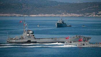Türkiye'den NAVTEX hamlesi