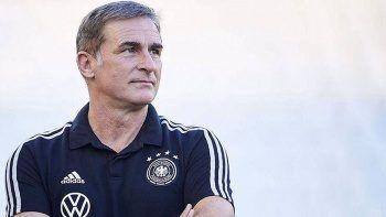 Stefan Kuntz kimdir? A Milli Takım teknik direktörü Stefan Kuntz futbol kariyeri