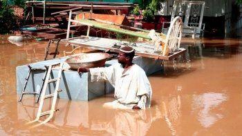 Sudan'daki sel felaketinin bilançosu ortaya çıktı: 84 ölü