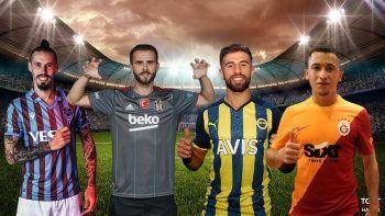 Süper Lig'in en pahalı futbolcusu kim? Beşiktaşlı Miralem Pjanic zirveye yerleşti!