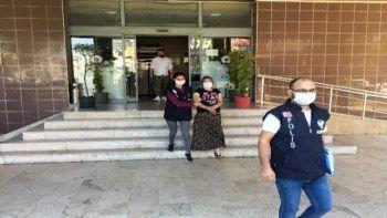 Taciz ettiği iddiasıyla eniştesini öldüren kadın tutuklandı: Çocuğum ortada kaldı!