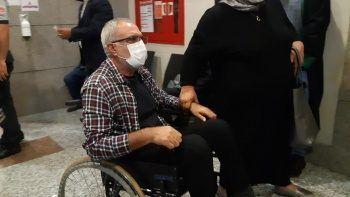 Tartıştığı esnafı 12. kattan aşağı atan sanık serbest kaldı, esnaf gözyaşlarını tutamadı