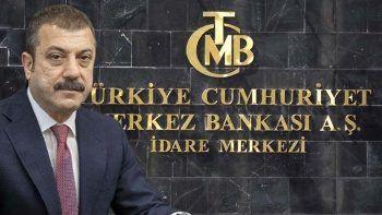 TCMB Başkanı'ndan 'enflasyon' mesajı
