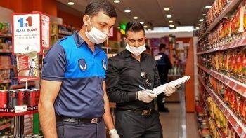 Ticaret Bakanlığı harekete geçti: Zincir marketlere müfettiş görevlendirildi