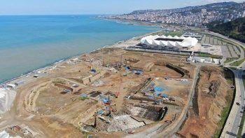 Trabzon Şehir Hastanesi için hedef 2023
