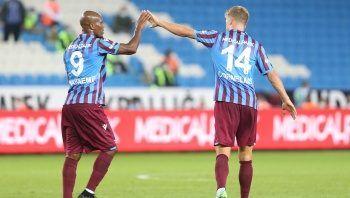 Trabzonspor, Alanyaspor ile yenişemedi! 1-1