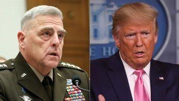 Trump gizli görüşmeleri 'vatana ihanet' olarak niteledi