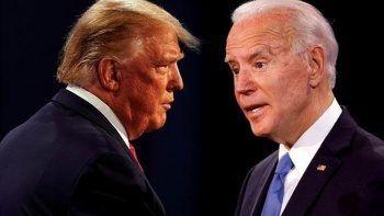 Trump, Joe Biden'a meydan okudu: Boksta deviririm, ilk saniyelerde yere düşerdi