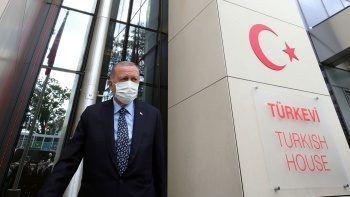 Erdoğan: Türkiye'nin gücünü yansıtan bir başyapıt