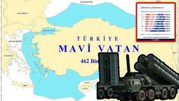Türklerin çoğunluğu 'Mavi Vatan' ve 'S-400'den habersiz