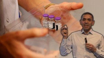 Üçüncü doz ne kadar koruma sağlıyor? Uğur Şahin açıkladı