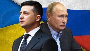Ukrayna Devlet Başkanı Zelenski : Rusya ile savaşabiliriz