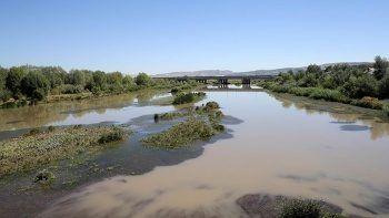 Uzmanlar uyardı! Kızılırmak'ta kuraklık tehdidi