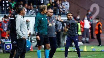 Vitor Pereira sonuçtan memnun değil