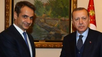 Yunanistan Başbakanı'ndan zeytin dalı