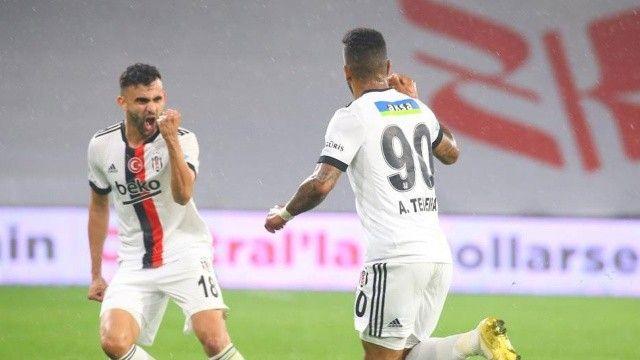 Alex Beşiktaş'a yetmedi