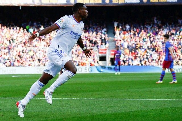Barcelona-Real Madrid maçı kaç kaç bitti? El Clasico'da zafer Real Madrid'in!