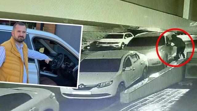 Çekmeköy'de adrese teslim hırsızlık: 6 dakikada 100 bin TL'lik vurgun yaptı