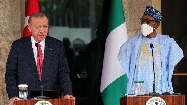 Cumhurbaşkanı Erdoğan Nijerya'da açıkladı: İmkanlarımızı paylaşabiliriz