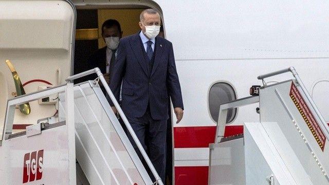 Cumhurbaşkanı Erdoğan Nijerya'ya geldi