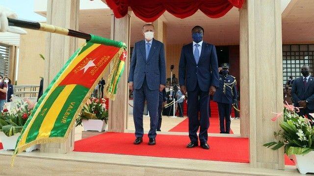 Cumhurbaşkanı Erdoğan: Togo'nun FETÖ ile mücadeleye verdiği destek takdire şayan