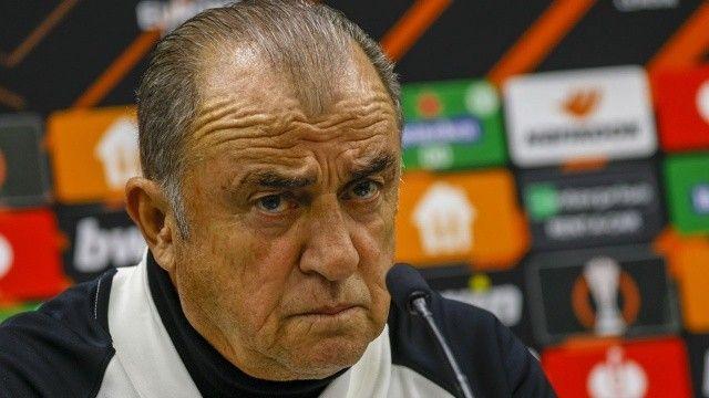 Fatih Terim: Lokomotiv Moskova maçını kazanırsak Ocak ayını görürüz