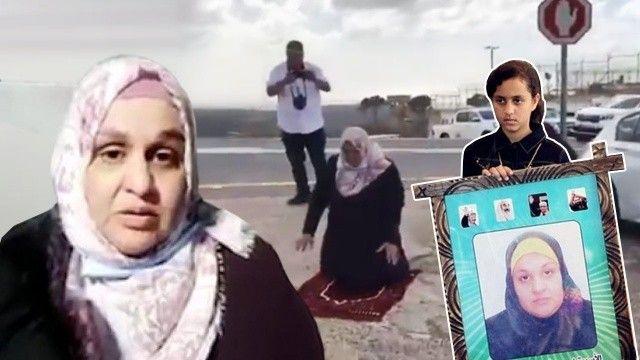 Filistinli annenin dramı: Serbest bırakıldı ama çocuklarına sarılamadı