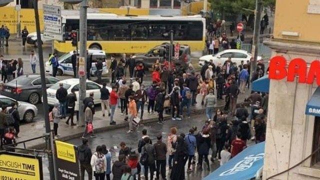 Kadıköy'ün ortasında 'namus' cinayeti işledi