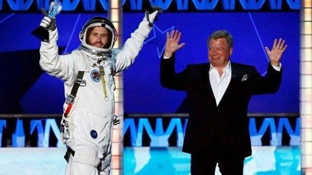 Kaptan Kirk'ün uzay yolculuğuna rüzgar engeli