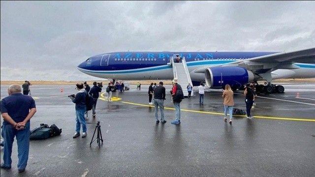 Karabağ Füzuli Havalimanı artık uluslararası statüde
