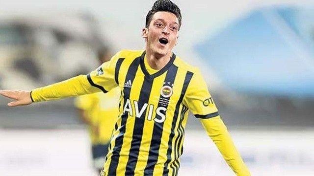 Mesut Özil kendini özel bir yere koymadı