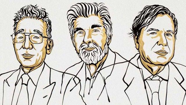 Nobel Fizik Ödülü sahiplerini buldu! 2021 Nobel Fizik Ödülü'nü üç Bilim İnsanı kazandı!