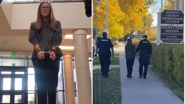 Okulda maske takmadığı için başına gelmeyen kalmadı! En sonunda tutuklandı!