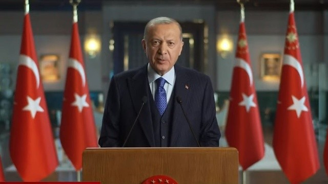 Cumhurbaşkanı Erdoğan'dan iş dünyasına yatırım çağrısı: Elverişli şartlar sunuyoruz
