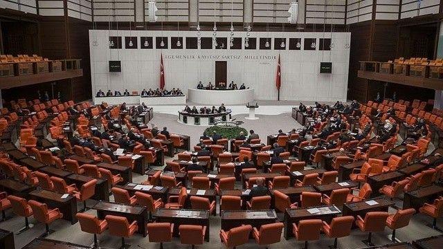 Son dakika! Irak ve Suriye'ye operasyon tezkeresi meclise sunuldu