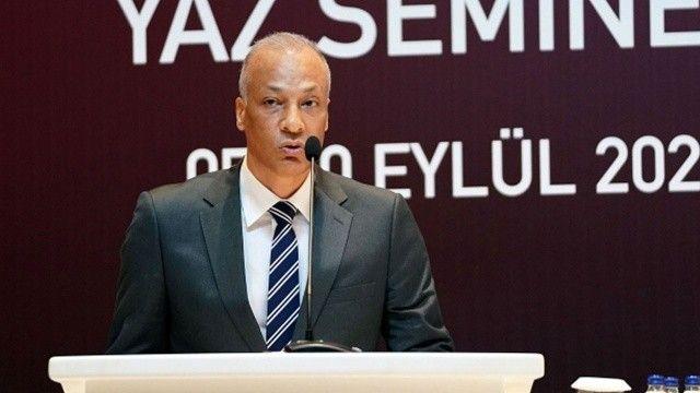 Son dakika! MHK Başkanı Serdar Tatlı istifa etti