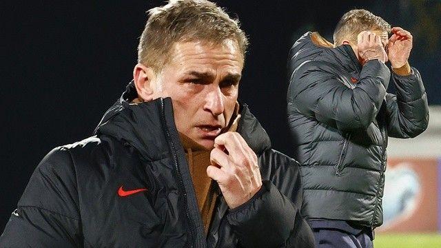 Son düdükle birlikte Stefan Kuntz gözyaşlarını tutamadı