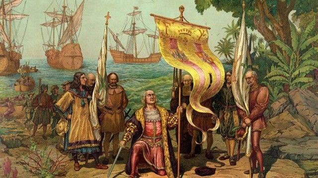 Tarihin seyrini değiştiren keşif!  Amerika'yı ilk keşfeden Kristof Kolomb değil!